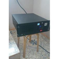 Emetteur FM stéréo 1200w réglable