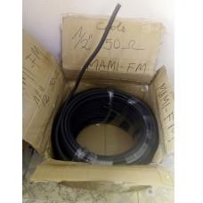 Câble coaxial 1/2 pouce 50ohms